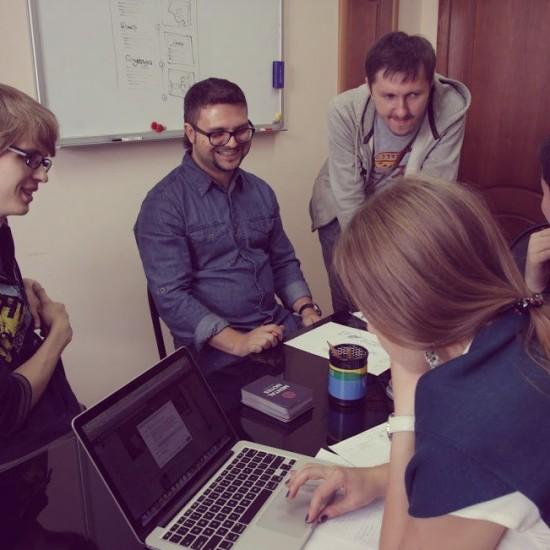 Обсуждаем моменты по курсам веб-дизайна