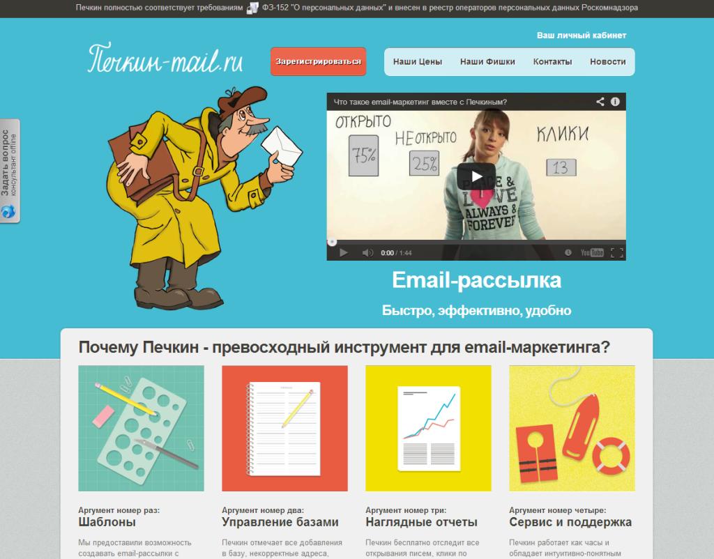 Дизайн сайта быстро