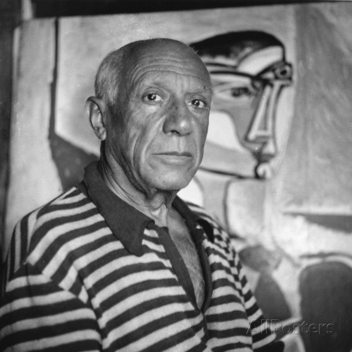 Пикассо про опыт