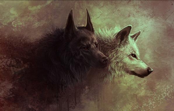 Притча о двух волках