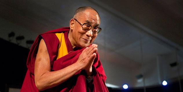 Далай-лама XIV о прибыли